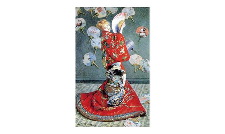 日本の浮世絵の影響「ジャポニズム」