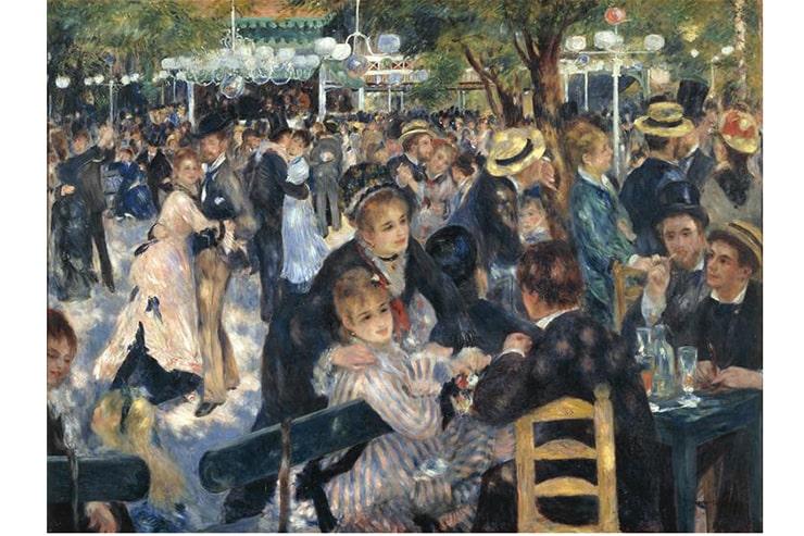 教養としての美術、フランス印象派画家の人気絵画