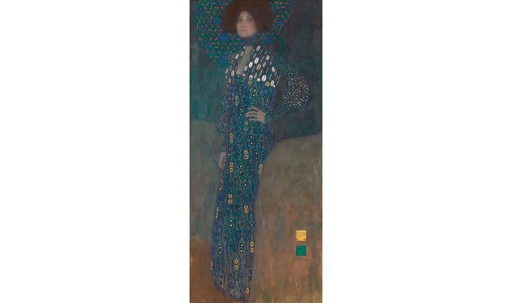 エミーリエの肖像