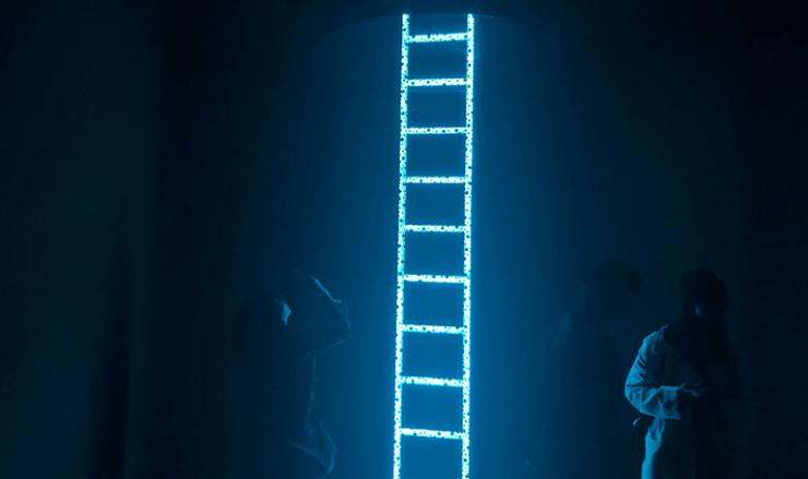天国の梯子