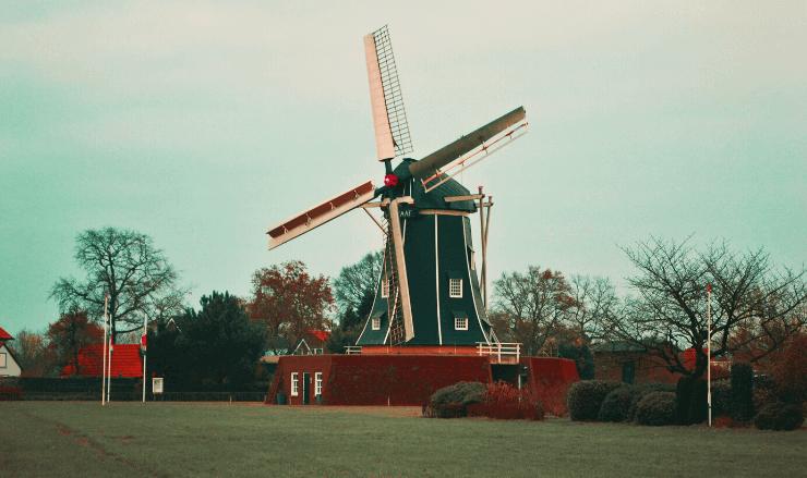 オランダの写真