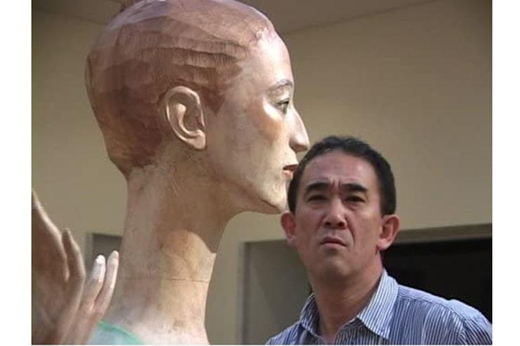 人間」を見つめる彫刻家・舟越桂の作品 | MUTERIUM