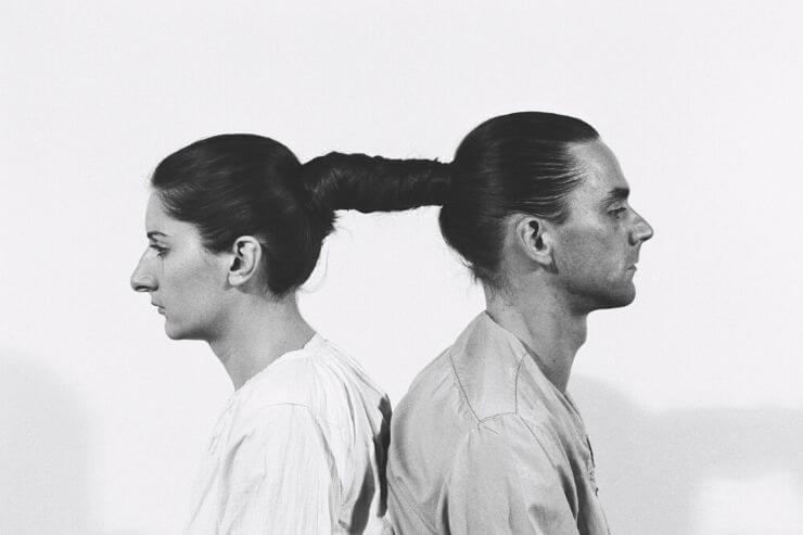 ウライとマリーナ・アブラモビッチのコラボレーション
