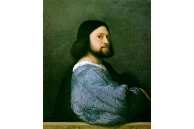 アリオストの肖像