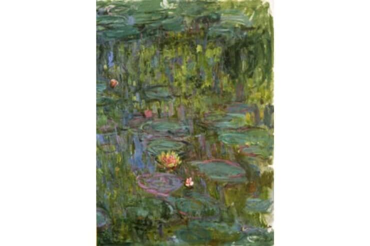 群馬県立近代美術館の絵画