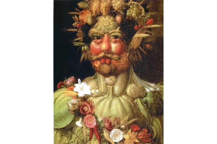 ウェルトゥムヌスとしての皇帝ルドルフ2世像