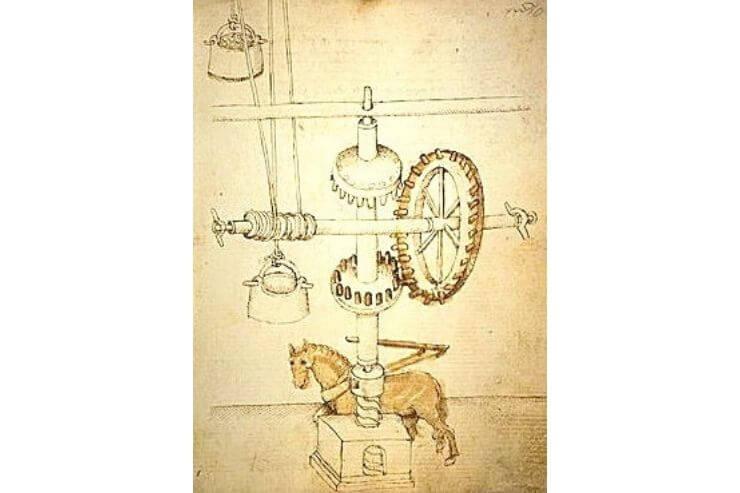 フィリッポ・ブルネレスキの図面