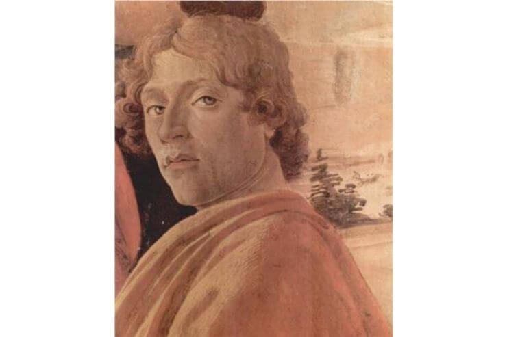 サンドロ・ボッティチェッリの肖像画