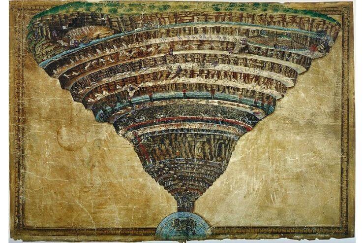 地獄の見取り図